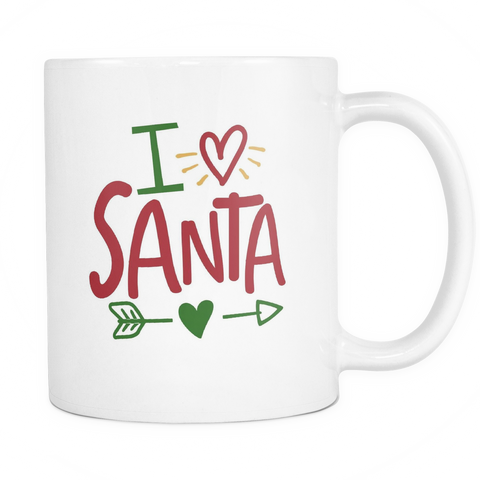 I love Santa - Beautiful Chaos - 1