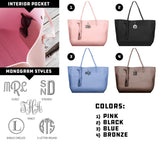 Personalized Monogram Handbag