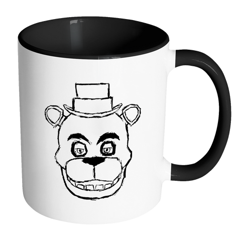 FNAF Freddy Coffee Mug