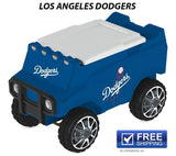 MLB Major League Baseball Remote Rover RC Cooler with Bluetooth Speakers and Lights