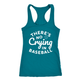 There's No Crying In Baseball Tank Top