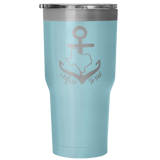 Texas I Refuse To Sink! Profits Will Be Donated Tumbler Cup