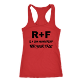 Rodan And Fields Is A Gym Membership For Your Face Tank Top
