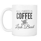 All I need is coffee and lash boost - Beautiful Chaos - 2
