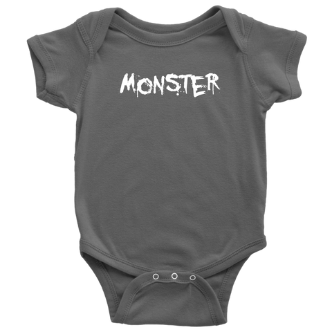 Monster Kid Matching Shirt