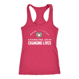 Rodan and Fields Changing Skin Changing Lives Tank Top