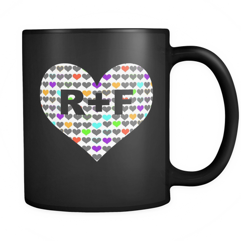 RF Heart Coffee Mug