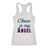 Chase Is My Angel Tank Top