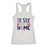 I'll See You At Home Tank Top