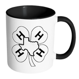Texas 4-h Coffee Mug