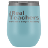 Real Teachers of Pinnacle Canyon Academy Cup
