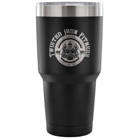 Twisted Iron Fitness 30oz Cup
