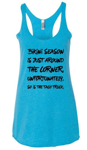 Bikini Season Women's tank top - Beautiful Chaos - 1