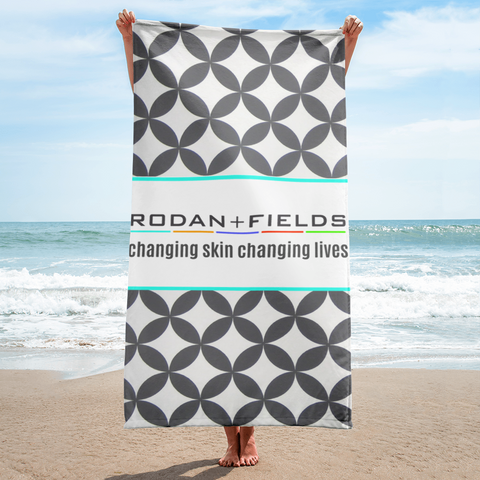 Rodan and Fields Beach Towel