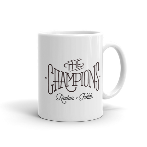 The Champions Rodan and Fields Mug - Beautiful Chaos - 1