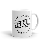 The sweet smell of morning Mug - Beautiful Chaos - 1