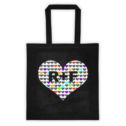 Rodan and Fields Heart Tote bag - Beautiful Chaos