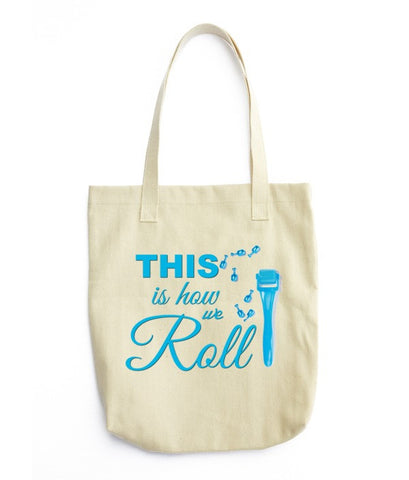 This is how we Roll Tote bag - Beautiful Chaos - 2