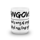 Hangover Mug - Beautiful Chaos - 6