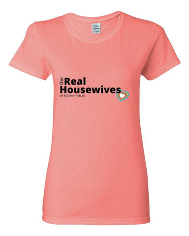 Real Housewives of RF Women's short sleeve t-shirt - Beautiful Chaos - 1