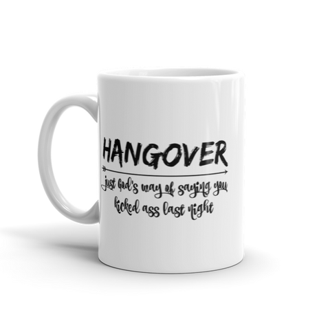 Hangover Mug - Beautiful Chaos - 1