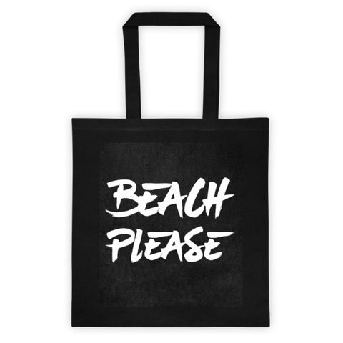 Beach PleaseTote bag - Beautiful Chaos