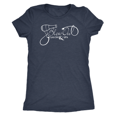 Blow Out Saloon & Spa Women's Shirt
