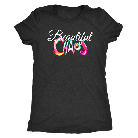 Beautiful Chaos V-neck