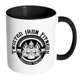 Twisted Iron Fitness Mug