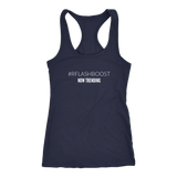 #RFLASHBOOST Now Trending Tank Top
