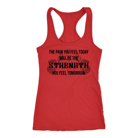 Twisted Iron Fitness Tank Top