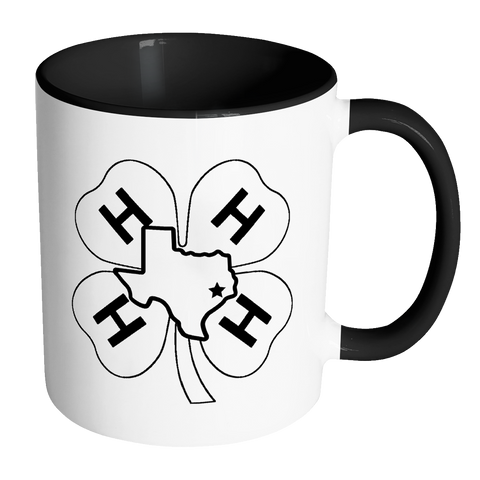 Houston 4-h Coffee Mug
