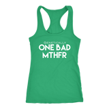 Genetically One Bad MTHFR Solid Tank Top