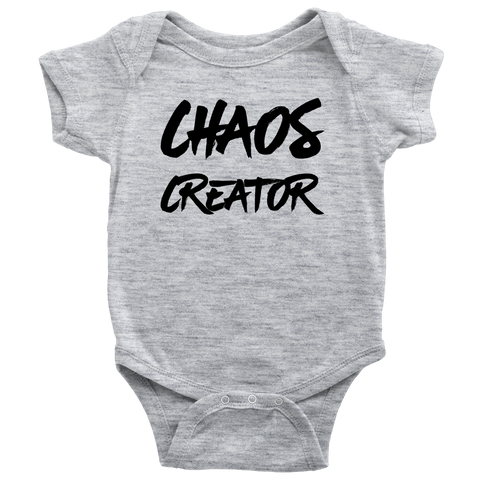 Chaos Creator Kid Shirt