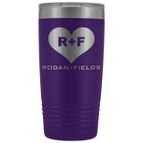Rodan and Fields Heart 20 oz Cup