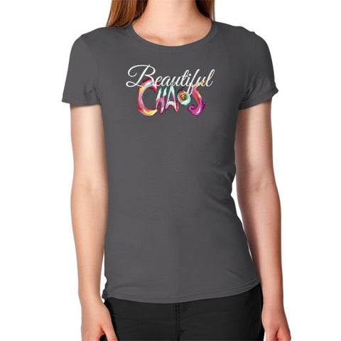 Women's T-Shirt - Beautiful Chaos - 1