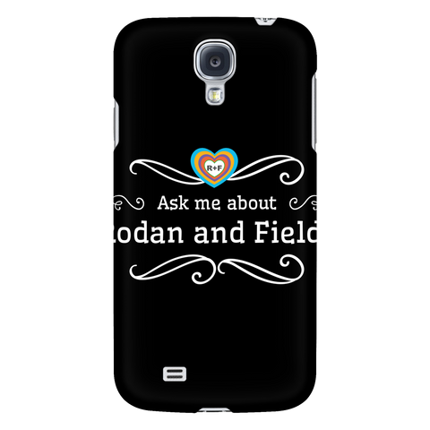 Ask Me About Rodan And Fields Phone Cases