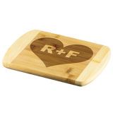 R+F Rounded Edge Cutting Board