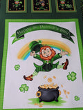 Panel - Leprechaun