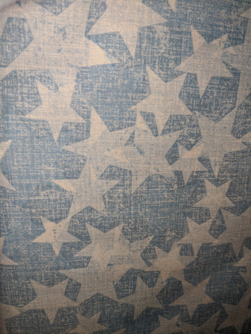 All American Road Trip Stars Light Blue