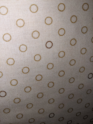 Beige Spots and Dots