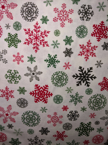 Christmas Christmas Delivery Snowflakes Cream