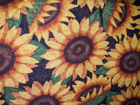 Autumn Sunflowers