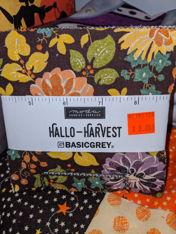Charm Pack - Hallo Harvest