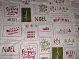 Christmas The Christmas Card Words