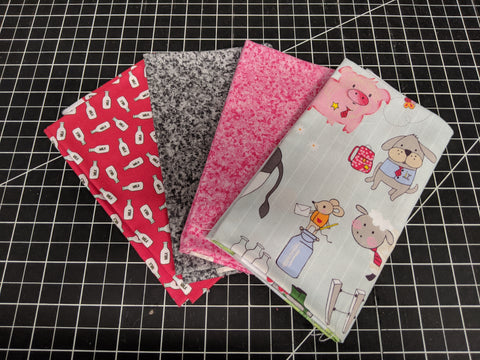 Fat Quarter Bundle - On The Farm