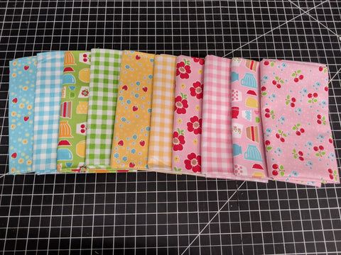 Fat Quarter Bundle - Bake Sale 2