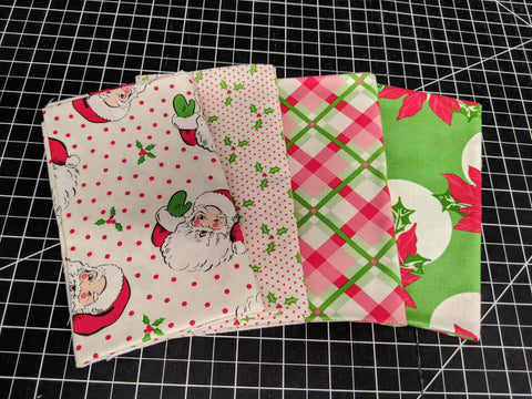 Fat Quarter Bundle - Swell Christmas