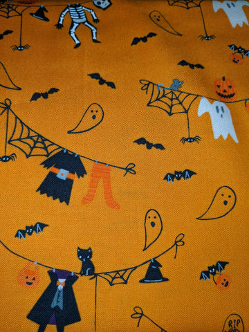 Halloween Ghouls & Goodies Orange