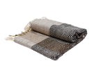 Vintage Herring Bone Throw
